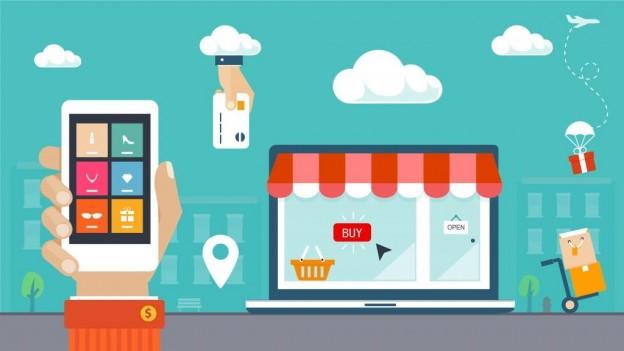 kết hợp trải nghiệm online và offline
