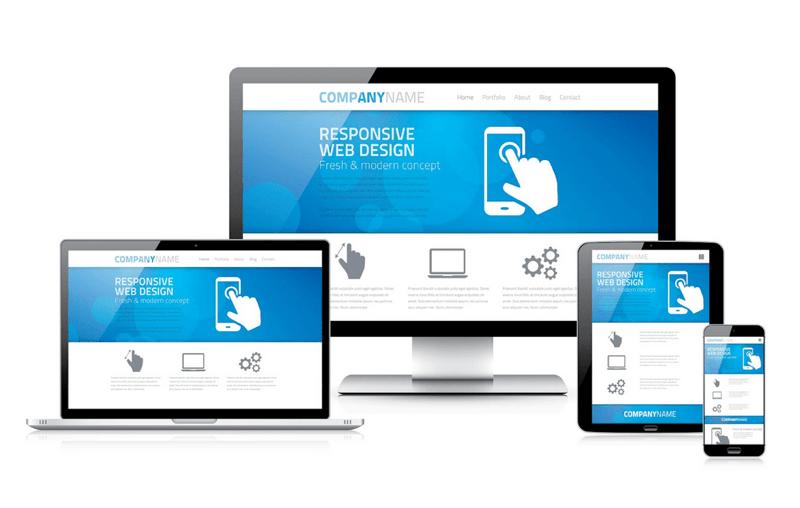 Website responsive có khả năng hiển thị tốt trên các loại màn hình khác nhau