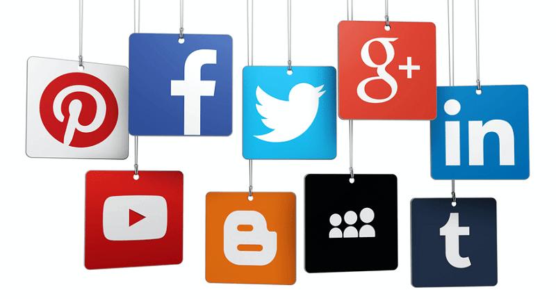 Hiện diện nhất quán trên các nền tảng mạng xã hội