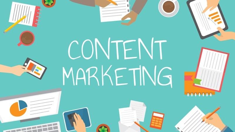 Khai thác chiến lược tiếp thị nội dung