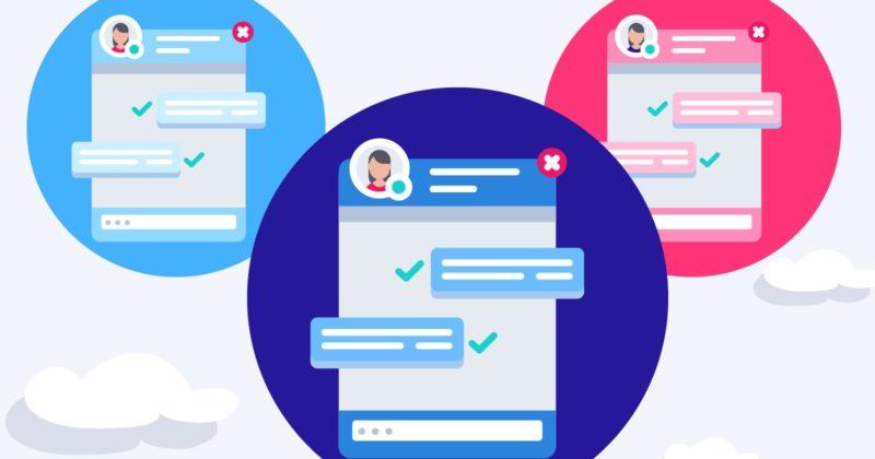 Chatbots hỗ trợ khách hàng