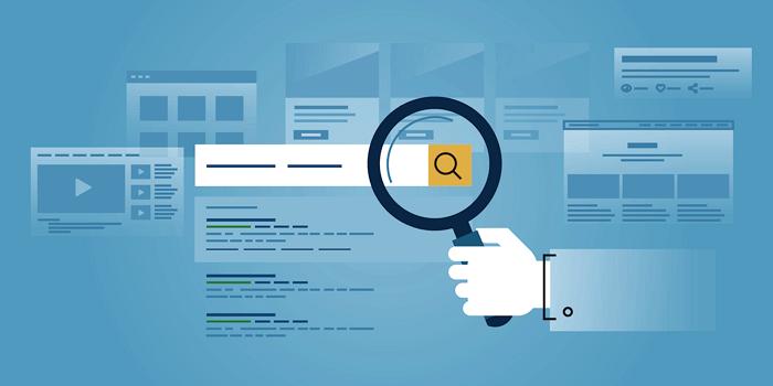 Chức năng Tìm kiếm để giúp mọi người tìm thấy sản phẩm trên website
