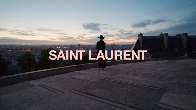 Video giới thiệu bộ sưu tập đồ nam Xuân Hè 2021 của Saint Laurent
