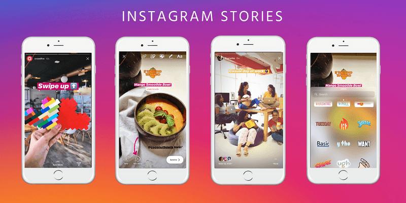 Câu chuyện trên Instagram