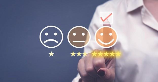 khách hàng hạnh phúc