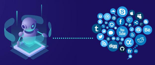 tương lai mạng xã hội và AI