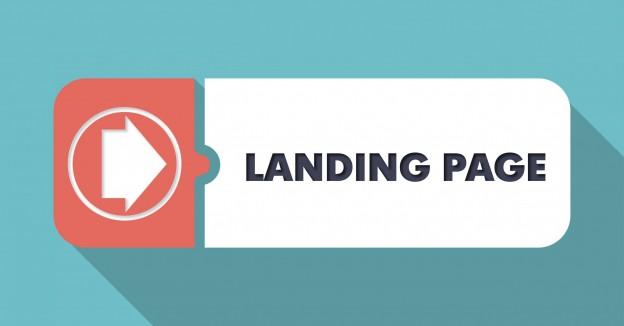 trang đích landing page