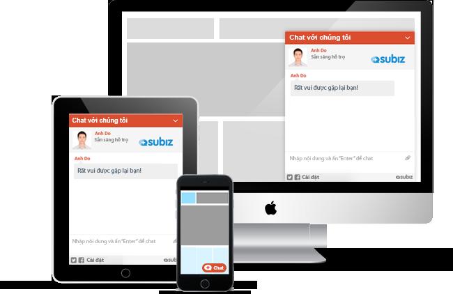 layanan live chat subiz