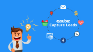 Capture all potential customers with Capture Leads